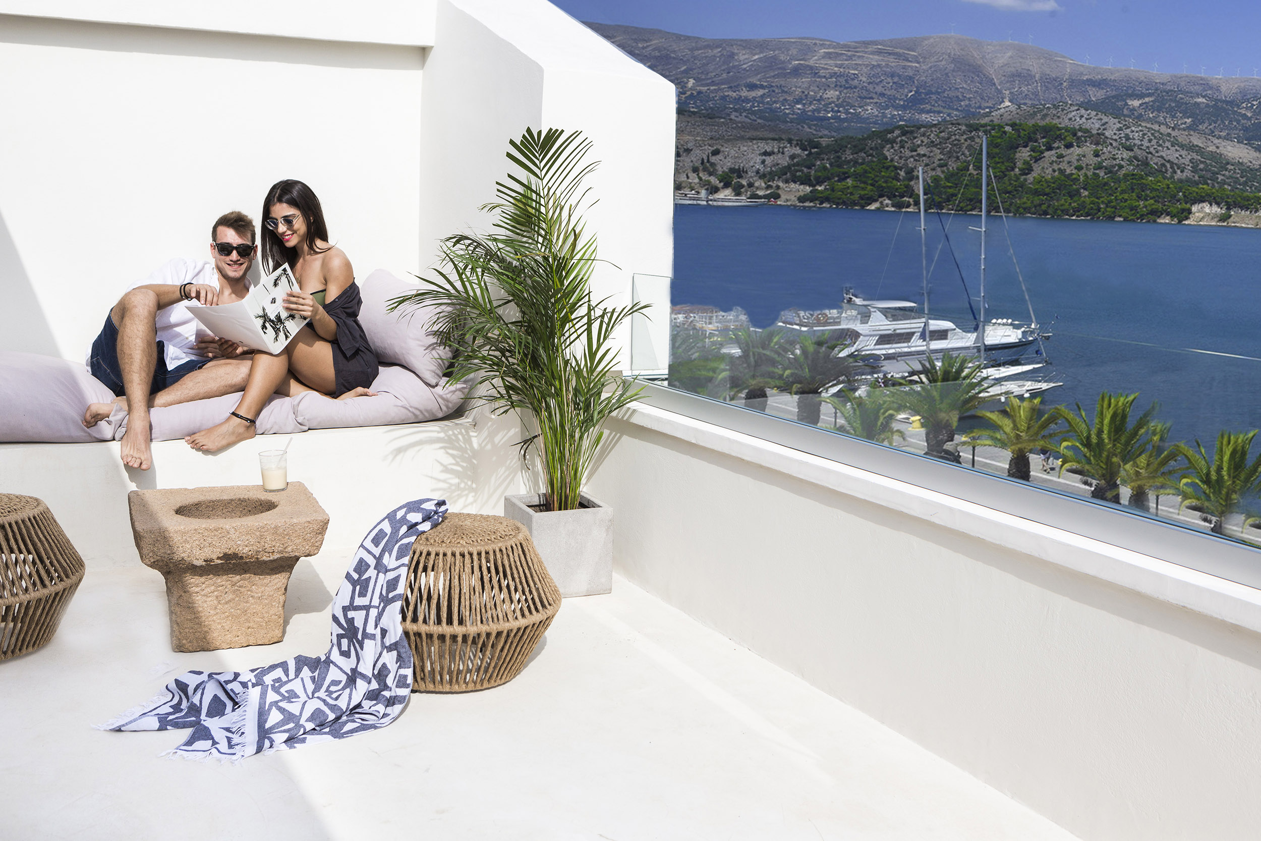 Argostoli Hotels Kefalonia Grand boutique 4