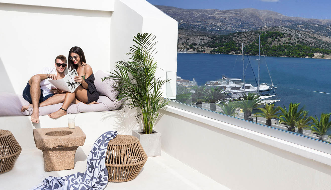 Best Kefalonia Hotels Master Suite