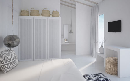 Boutique Hotel Kefalonia Deluxe Suite featured