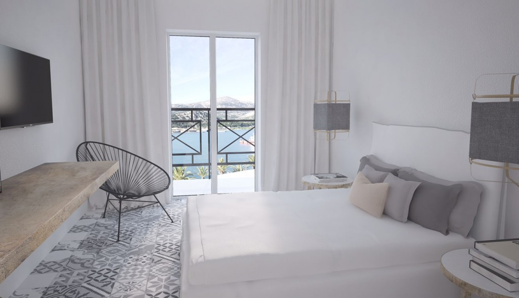 Boutique Hotel Kefalonia Double Room 1