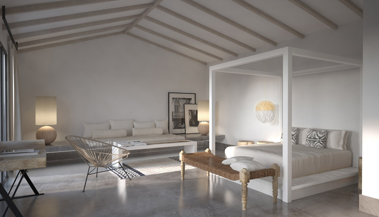 Boutique Hotel Kefalonia Grand Suite with sea view 1