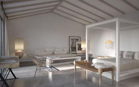 Boutique Hotel Kefalonia Grand Suite with sea view featured