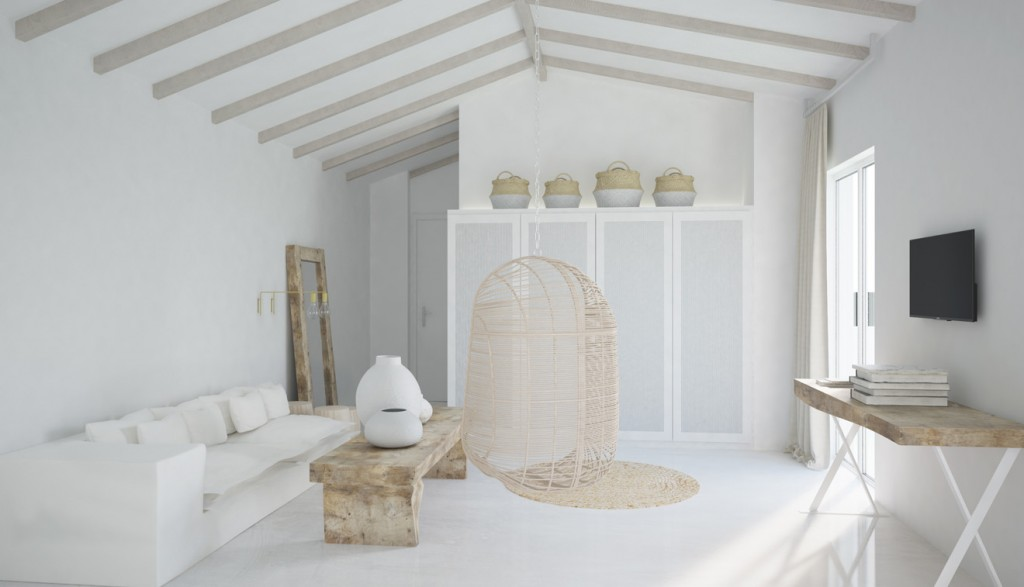 Boutique Hotel Kefalonia Master suite with Jacuzzi 2