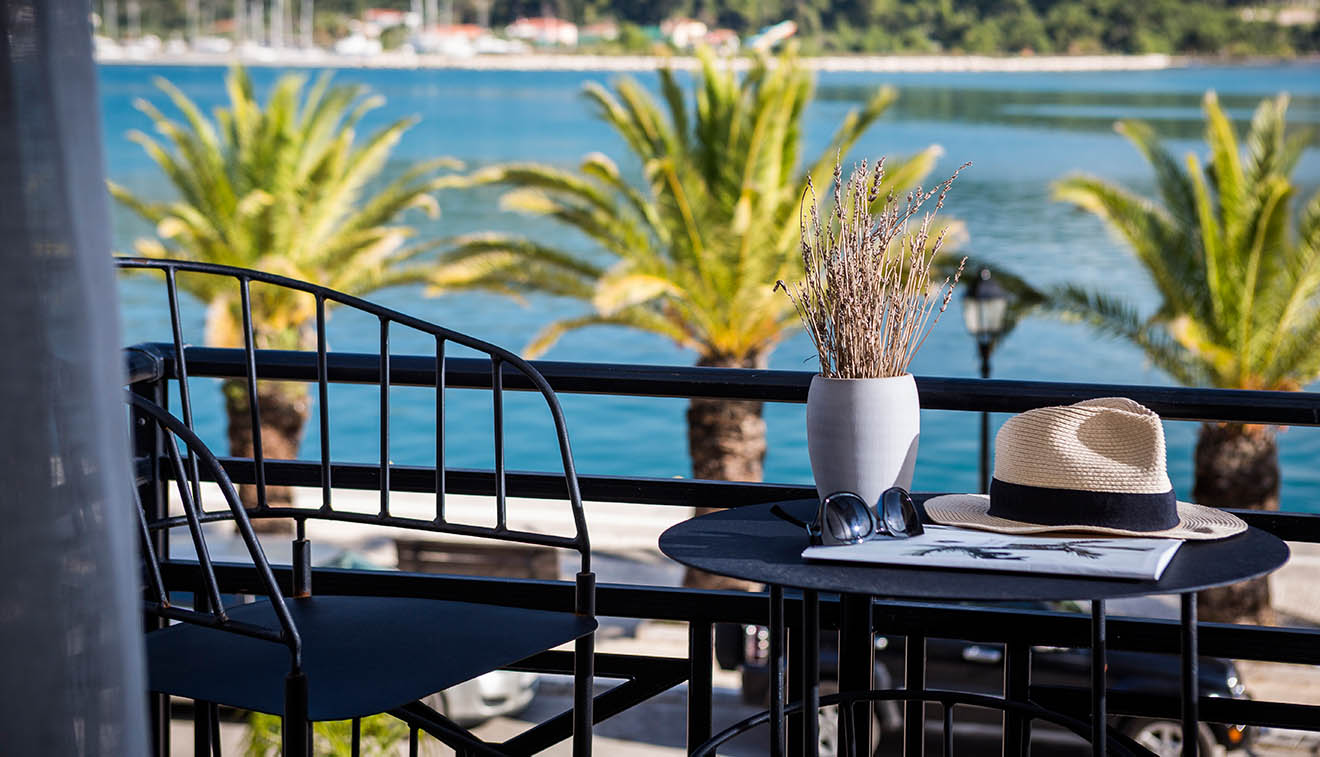 Boutique Hotels Kefalonia Sea View