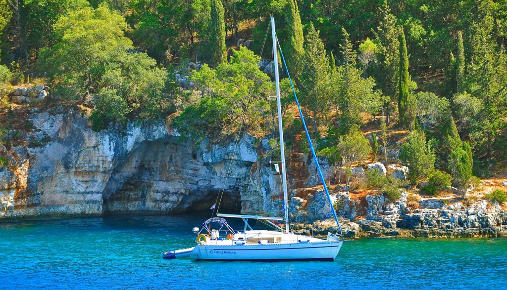 kefalonia grand hotel sailing experience