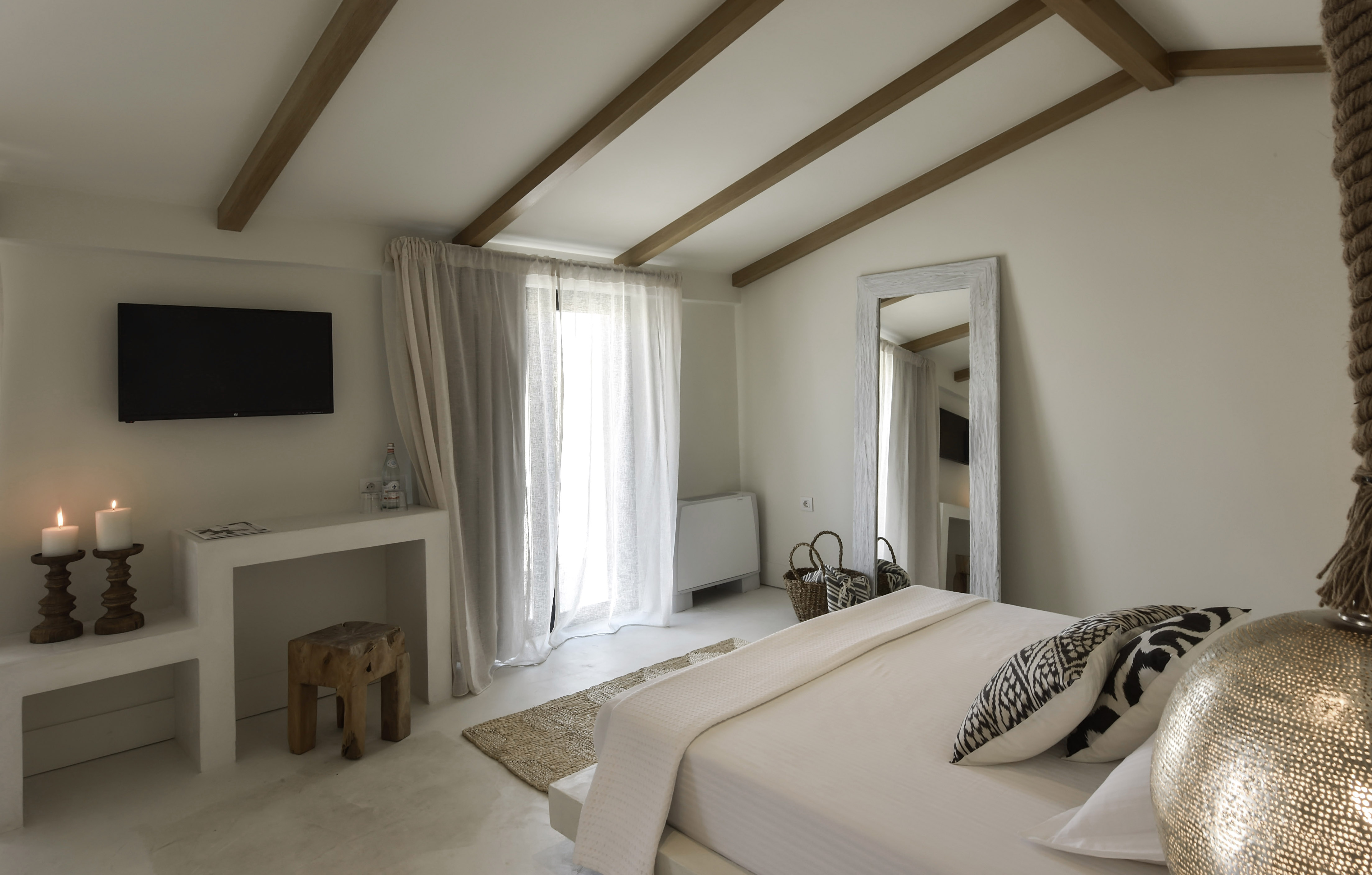 Deluxe Suite kefalonia accommodation