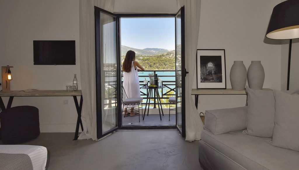 kefalonia argostoli luxury hotel grand suite