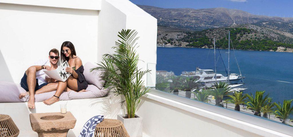Luxury Hotels Kefalonia Argostoli