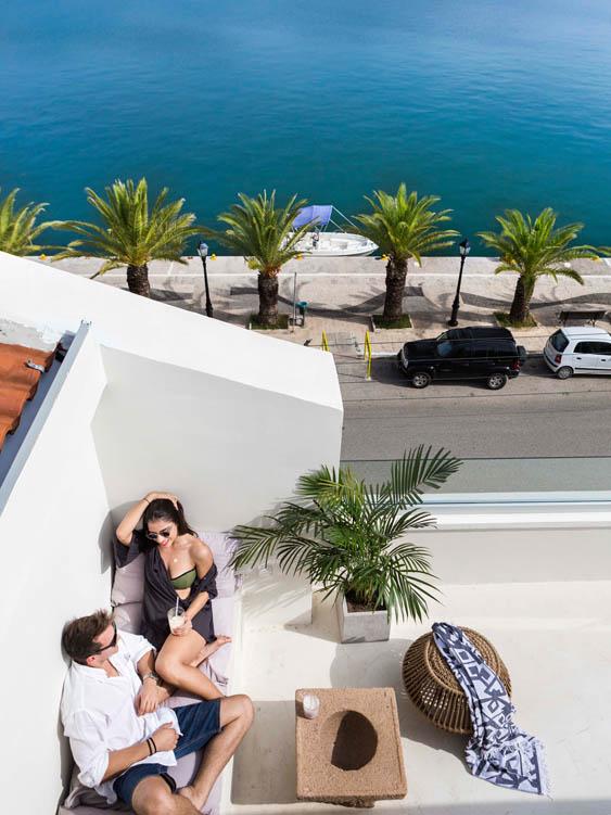 luxury hotels in kefalonia
